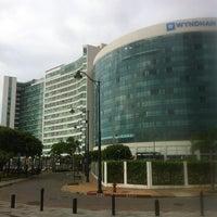 Foto tomada en Wyndham Guayaquil por KLEBER A. el 6/3/2015