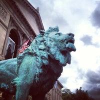 Das Foto wurde bei The Art Institute of Chicago von Frank G. am 7/27/2013 aufgenommen