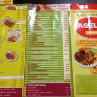12/4/2012에 Jef V.님이 Aselin Kebab에서 찍은 사진