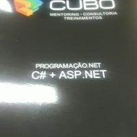 Foto tirada no(a) Cubo Tecnologia por Thiago A. em 10/29/2013
