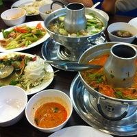 Снимок сделан в ครัวราชปรารภ пользователем Jun Yee 11/14/2013