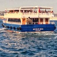 Снимок сделан в Seyr-ü Sefa Teknesi | İstanbul Tekne Kiralama & Teknede Düğün пользователем Erol U 🚶 5/29/2014