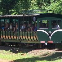 Foto tomada en Estación Central [Tren Ecológico de la Selva] por Visit Argentina el 9/26/2013