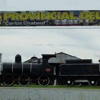 Foto tomada en Estación Basavilbaso [Ferrocarril Central Entrerriano] por Visit Argentina el 9/16/2013
