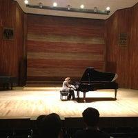 Photo prise au Escuela Nacional De Música par Brenda M. le4/16/2013