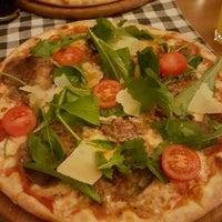 1/6/2017 tarihinde Alperziyaretçi tarafından Double Zero Pizzeria'de çekilen fotoğraf