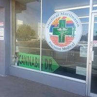 Photo taken at The Marijuana Doctor by The Marijuana Doctor on 11/19/2013