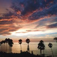 Снимок сделан в La Valencia Hotel пользователем Harmony A. 9/1/2013