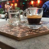 10/21/2020 tarihinde Önder K.ziyaretçi tarafından Black Ivory Coffee'de çekilen fotoğraf
