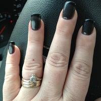 3/24/2013 tarihinde 🌼 Eve 🌞ziyaretçi tarafından Shining nails'de çekilen fotoğraf