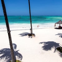 Photo taken at DoubleTree Resort by Hilton Hotel Zanzibar - Nungwi by Oleg L. on 1/31/2013