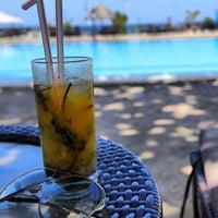 Photo taken at DoubleTree Resort by Hilton Hotel Zanzibar - Nungwi by Oleg L. on 1/25/2013