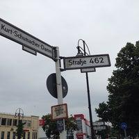 Kurt Schumacher Platz Plaza In Scharnweberstrasse