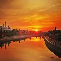 Photo prise au Bolshoy Kamenny Bridge par Anton U. le5/11/2013