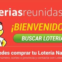 Foto tomada en LoteriasReunidas.es por LoteriasReunidas.es el 9/25/2017