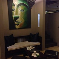 ... Photo taken at Grand Palawi asia spa by Tereza V. on 8 16  a4de93bab75