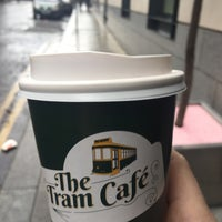 รูปภาพถ่ายที่ The Tram Café โดย Tero A. เมื่อ 3/17/2017
