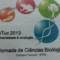 Foto scattata a Laboratório de Biociências e Comportamento IFPA da Larissa S. il 12/12/2013