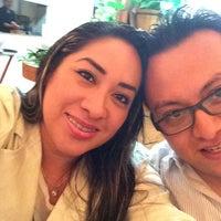 Das Foto wurde bei Río Restaurant MX von Javier M. am 8/8/2014 aufgenommen