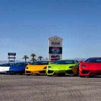 Снимок сделан в Exotics Racing пользователем Exotics R. 2/18/2013