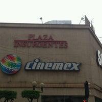 Foto tomada en Plaza Insurgentes por Pakiro R. el 10/29/2012