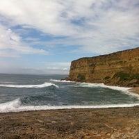 Foto tirada no(a) Praia da Foz por Sílvia M. em 5/10/2017