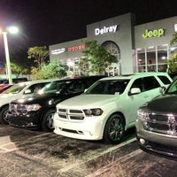 Photo Taken At Schumacher Chrysler Dodge Jeep Ram Of Delray By Crist J
