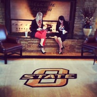 Photo prise au ConocoPhillips OSU Alumni Center par Chase C. le10/5/2012