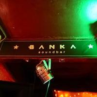 Снимок сделан в Soundbar Banka пользователем Сергей С. 6/16/2018