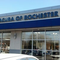 Acura Of Rochester >> Acura Of Rochester 201 E Linden Ave