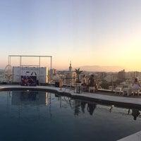 Foto diambil di Terraza Hotel Málaga Palacio oleh Laurent D. pada 9/13/2016