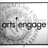 11/15/2013にHannah B.がSyracuse University Arts Engageで撮った写真