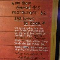 Foto scattata a Koriente Restaurant da Jyotshna K. il 12/31/2012
