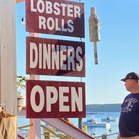 Photo taken at McLoons Lobster Shack by DV G. on 6/24/2021