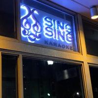 Das Foto wurde bei Sing Sing Karaoke - Miami Beach von Kenny M. am 12/2/2017 aufgenommen
