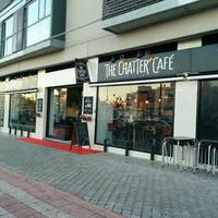 The Chatter Cafe Coffee Shop In Madrid