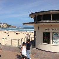 Bondi Beach Lifeguard Station