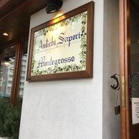 รูปภาพถ่ายที่ Antichi Sapori โดย 佐久間 真. เมื่อ 11/13/2018