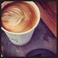 Das Foto wurde bei Store Street Espresso von Paris A. am 5/18/2013 aufgenommen