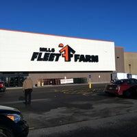 Mills Fleet Farm Department Store