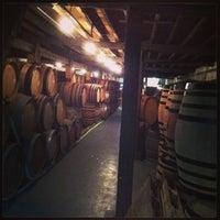 Foto scattata a Brasserie Cantillon Brouwerij da Ellen il 9/19/2013