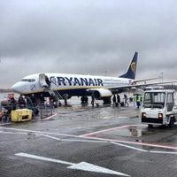 Foto tirada no(a) London Stansted Airport (STN) por Andres Carceller em 1/2/2013