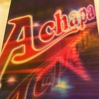 Foto tirada no(a) Achapa Hambúrger por Nicolle W. em 3/31/2013