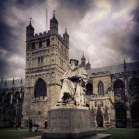 3/30/2013에 Roman님이 Exeter Cathedral에서 찍은 사진