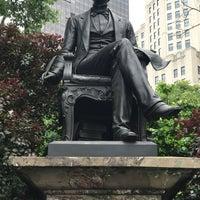 6/13/2018にMitchell R.がWilliam H Seward Statueで撮った写真