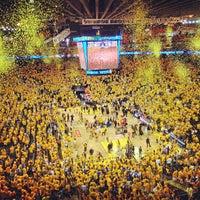 Das Foto wurde bei Oakland Arena von Eric A. am 5/12/2013 aufgenommen