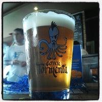 Foto tirada no(a) Cervejaria da Vila por Eduardo F. em 11/30/2013