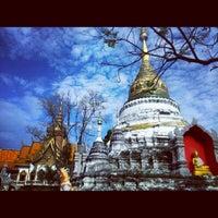 Foto scattata a Wat Bupparam da Chaichatch K. il 9/21/2013