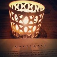 Снимок сделан в Cakes & Ale Restaurant пользователем Angela 9/29/2012