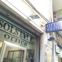 Photo prise au Ottica Solstyle par Giancarlo M. le5/23/2013